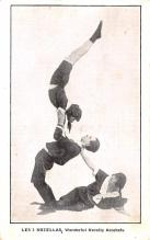 cir100845 - Circus Acts Post Cards