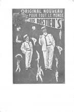 cir100871 - Circus Acts Post Cards
