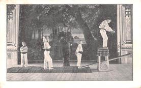 cir100923 - Circus Acts Post Cards