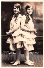 cir100931 - Circus Acts Post Cards