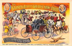 cir101055 - Circus Acts Post Cards