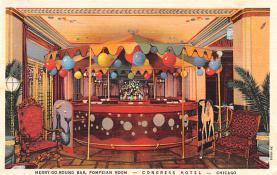 cir101129 - Circus Acts Post Cards