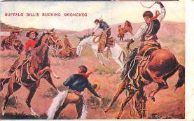 cir101179 - Circus Post Cards