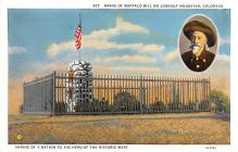 cir101275 - Circus Post Cards