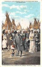 cir101287 - Circus Post Cards