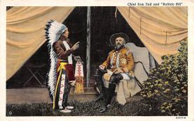 cir101309 - Circus Post Cards