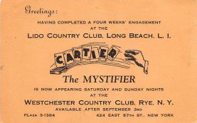 cir101321 - Circus Post Cards