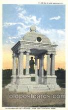 civ001025 - Chickamuga Battlefield Civil War Postcard Post Card