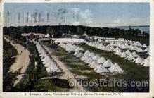 Plattsburgh military camp, PA, Pennsylvania, USA
