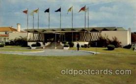 civ001101 - Fort Benning, Georgia, USA Military, War, Postcard Post Card