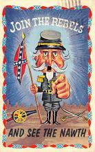 civ002081 - Civil War Post Card Old Vintage Antique Postcard