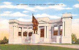civ002121 - Civil War Post Card Old Vintage Antique Postcard