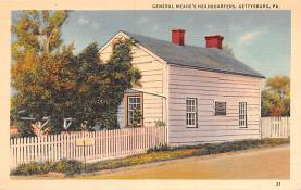 civ002129 - Civil War Post Card Old Vintage Antique Postcard