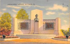 civ002147 - Civil War Post Card Old Vintage Antique Postcard