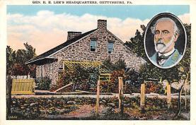civ002149 - Civil War Post Card Old Vintage Antique Postcard
