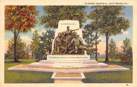 civ002155 - Civil War Post Card Old Vintage Antique Postcard