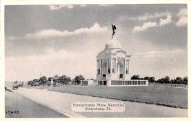civ002167 - Civil War Post Card Old Vintage Antique Postcard