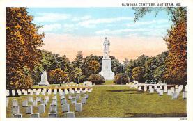 civ002169 - Civil War Post Card Old Vintage Antique Postcard