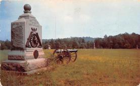 civ002187 - Civil War Post Card Old Vintage Antique Postcard