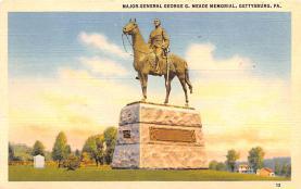 civ002195 - Civil War Post Card Old Vintage Antique Postcard