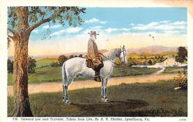 civ002199 - Civil War Post Card Old Vintage Antique Postcard