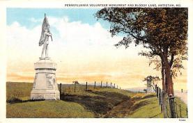 civ002203 - Civil War Post Card Old Vintage Antique Postcard