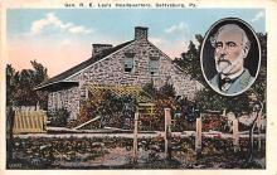 civ002209 - Civil War Post Card Old Vintage Antique Postcard