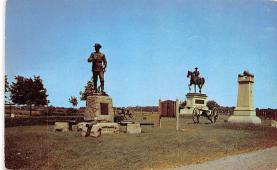 civ002223 - Civil War Post Card Old Vintage Antique Postcard