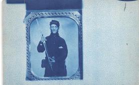 civ002225 - Civil War Post Card Old Vintage Antique Postcard