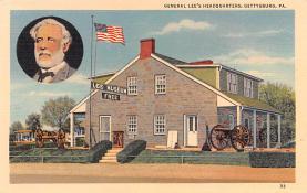 civ002233 - Civil War Post Card Old Vintage Antique Postcard