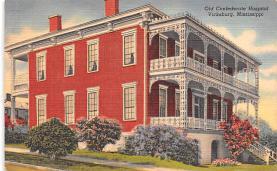 civ002235 - Civil War Post Card Old Vintage Antique Postcard