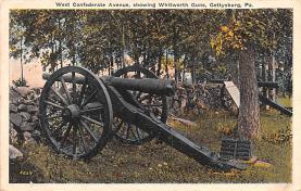 civ002249 - Civil War Post Card Old Vintage Antique Postcard