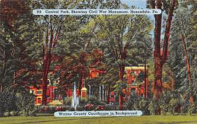 civ002271 - Civil War Post Card Old Vintage Antique Postcard
