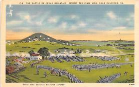 civ002273 - Civil War Post Card Old Vintage Antique Postcard