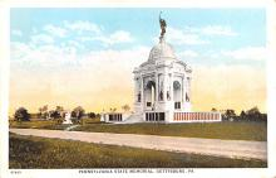 civ002279 - Civil War Post Card Old Vintage Antique Postcard