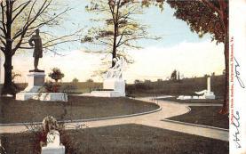 civ002297 - Civil War Post Card Old Vintage Antique Postcard