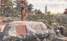 civ002299 - Civil War Post Card Old Vintage Antique Postcard