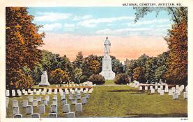 civ002307 - Civil War Post Card Old Vintage Antique Postcard
