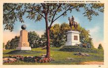 civ002327 - Civil War Post Card Old Vintage Antique Postcard