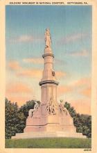 civ002461 - Civil War Post Card Old Vintage Antique Postcard