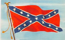 civ002499 - Civil War Post Card Old Vintage Antique Postcard