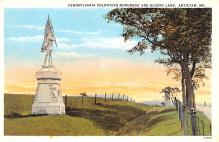 civ002513 - Civil War Post Card Old Vintage Antique Postcard