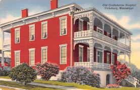 civ002545 - Civil War Post Card Old Vintage Antique Postcard