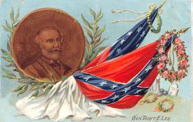 civ002547 - Civil War Post Card Old Vintage Antique Postcard