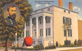 civ002555 - Civil War Post Card Old Vintage Antique Postcard