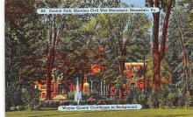 civ002561 - Civil War Post Card Old Vintage Antique Postcard