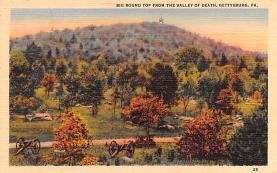 civ002563 - Civil War Post Card Old Vintage Antique Postcard