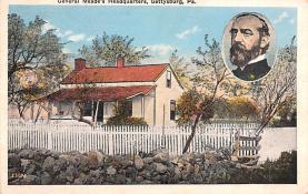 civ002599 - Civil War Post Card Old Vintage Antique Postcard