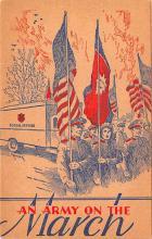 civ002609 - Civil War Post Card Old Vintage Antique Postcard
