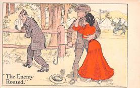 civ002611 - Civil War Post Card Old Vintage Antique Postcard